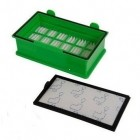 Set filtre HEPA pentru Rowenta Ergo Force Cyclonic ZR902601